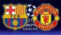 Barca vs Manchester (Champions League)