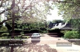 La casa de Steve Jobs, en Google Street View