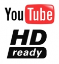YouTube HD Ready